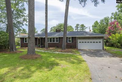 Cayce Single Family Home For Sale: 920 Karlaney