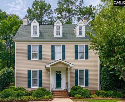 Irmo Single Family Home For Sale: 6 Hedgefield