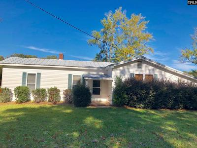 Saluda SC Single Family Home For Sale: $225,000