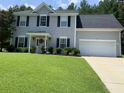 Richland County Single Family Home For Sale: 209 Pond Oak