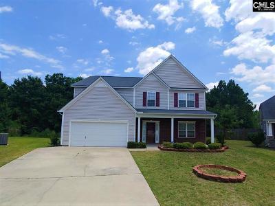 Columbia Single Family Home For Sale: 14 Alatera