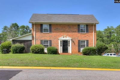 Lexington County, Richland County Townhouse For Sale: 113 Jefferson