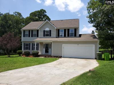Irmo Single Family Home For Sale: 6 Glen Rose