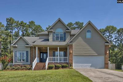 Single Family Home For Sale: 816 Moss Creek