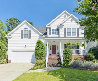 Irmo Single Family Home For Sale: 117 Caedmons Creek