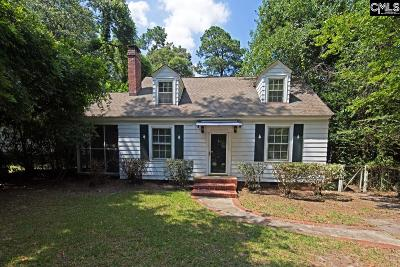 Rosewood Single Family Home For Sale: 3945 Live Oak