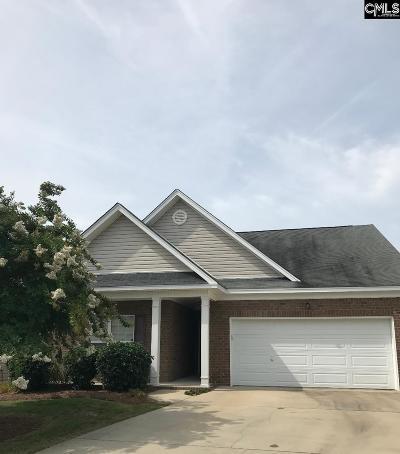 Kellers Pond Single Family Home For Sale: 324 Caroline Hill