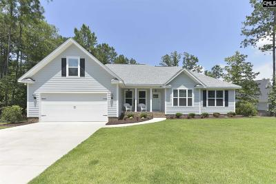 Leesville Single Family Home For Sale: 114 Admirals Row