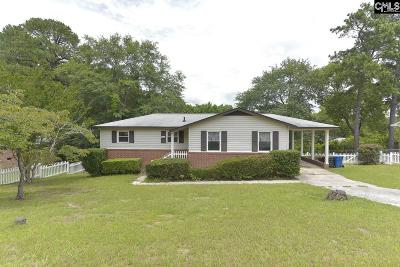Cayce, Springdale, West Columbia Single Family Home For Sale: 3116 Buckeye