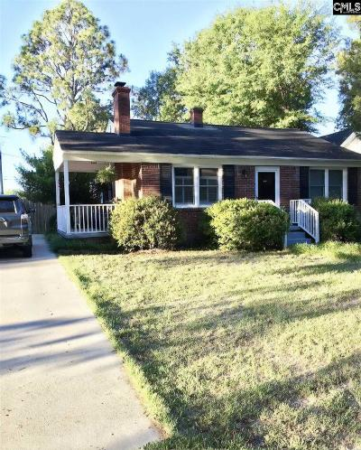 West Columbia Single Family Home For Sale: 1323 C