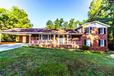 West Columbia Single Family Home For Sale: 1073 Hummingbird