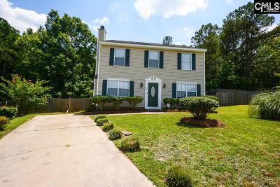 Irmo Single Family Home For Sale: 24 Leon