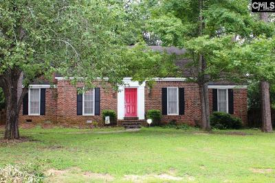 Irmo Single Family Home For Sale: 307 Maid Stone