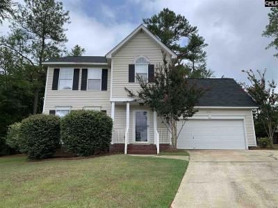 Irmo SC Single Family Home For Sale: $132,500