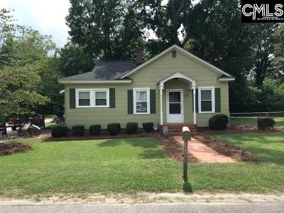 Batesburg, Leesville Single Family Home For Sale: 117 S Perry