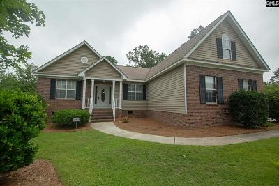 Irmo Single Family Home For Sale: 1 Wildhorse