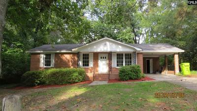 Lexington County, Richland County Single Family Home For Sale: 302 Saint Patrick