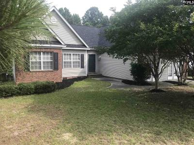 Single Family Home For Sale: 323 Carriage Oaks