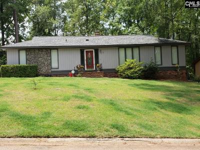 Irmo Single Family Home For Sale: 412 Grantham