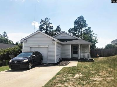 Columbia Single Family Home For Sale: 116 Glen Knoll