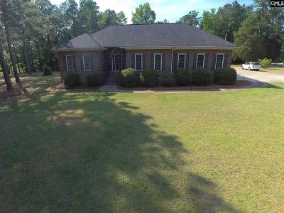 Newberry County Single Family Home For Sale: 121 Williams Wood