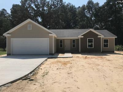 Lugoff Single Family Home For Sale: 927 Hill