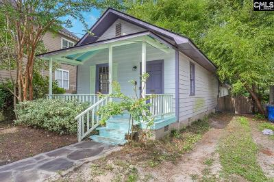 Columbia Single Family Home For Sale: 2505 Park
