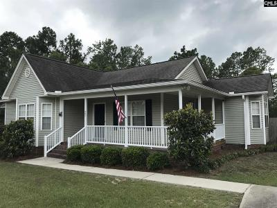 Leesville Single Family Home For Sale: 347 Bethlehem