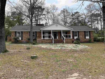 Forest Acres Single Family Home For Sale: 6311 Westshore