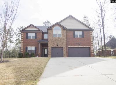 Single Family Home For Sale: 248 Winding Oak