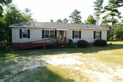 Camden Single Family Home For Sale: 447 Seegars Mill