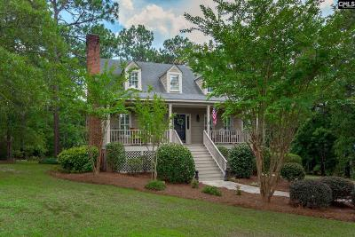 Blythewood Single Family Home For Sale: 238 Columbia Club