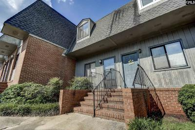 Lexington County, Richland County Townhouse For Sale: 17 Canterbury