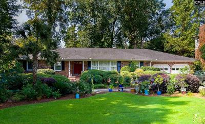 Single Family Home For Sale: 3726 Greenleaf