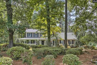 Irmo Single Family Home For Sale: 1908 Hollingshed