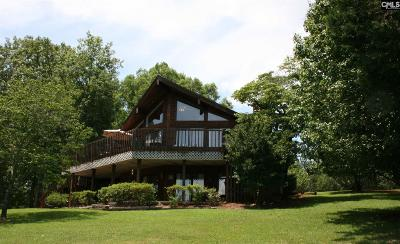 Kershaw County Single Family Home For Sale: 2480 Lake
