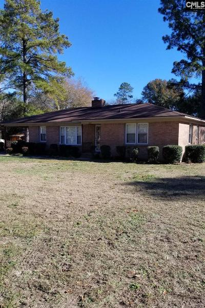 Camden Single Family Home For Sale: 1804 Woodside