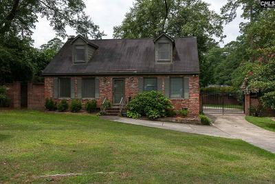 Columbia Single Family Home For Sale: 1511 Beltline