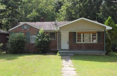 Columbia Single Family Home For Sale: 3005 Hammond