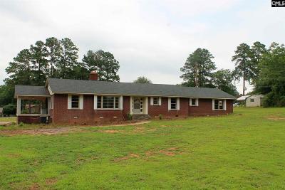 Prosperity Single Family Home For Sale: 112 N Wheeler