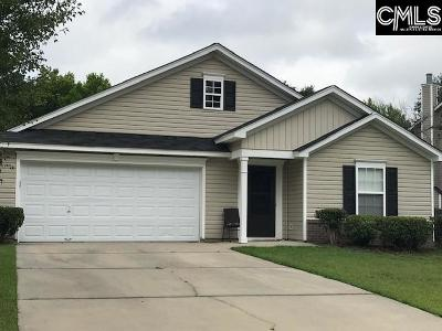 Columbia Single Family Home For Sale: 113 Jasmine Place