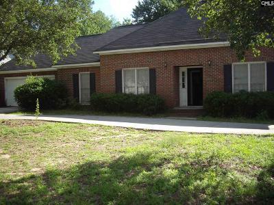 Columbia Single Family Home For Sale: 300 Whitehurst
