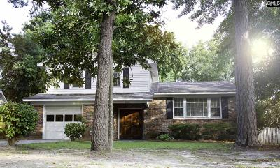 Columbia SC Single Family Home For Sale: $242,000