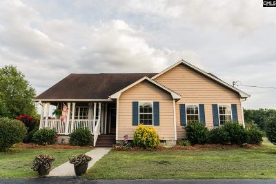 Saluda Single Family Home For Sale: 477 Larkin Rice Rd