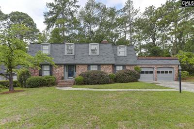 West Columbia Single Family Home For Sale: 1128 Baywater