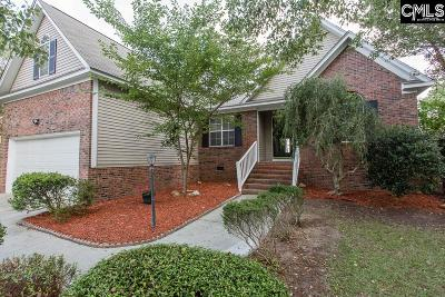 Columbia Single Family Home For Sale: 17 Misty Morning Dr