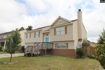 Columbia SC Single Family Home For Sale: $144,900