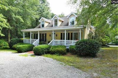 Camden Single Family Home For Sale: 2110 Flynn