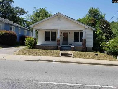 Columbia Single Family Home For Sale: 4515 N Main