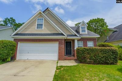 Columbia SC Single Family Home For Sale: $155,000